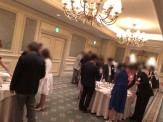 結婚前向き一年以内の希望の出会いの婚活パーティー in リッツカールトン大阪
